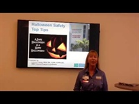 Halloween Safety TopTips Video