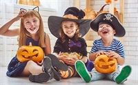 Halloween Costumes, Candy & Decorating Tips