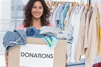 SMH Clothes Closet Helps Patients in Need