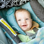 Rear-Facing Car Seats Protect Tots in Crashes From Behind: Study