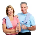 Aging Brains Gain More From Exercise With Good Hydration