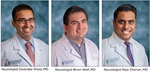 3 New Neurologists Join SMH's First Physicians Group
