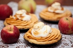 Apple Meringues