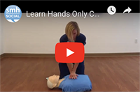 Hands-only CPR How-to ~ SMH TopTips