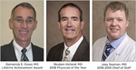 SMH Honors 2 Outstanding Physicians, Installs New Physician Leaders