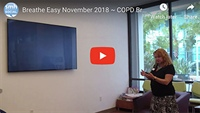 Breathe Easy November 2018: COPD Breathe Strong