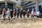 SMH Breaks Ground on New Cancer Tower