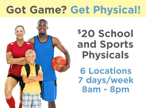 Back-to-School Physicals Made Convenient, Affordable