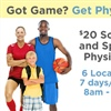 school physicals and sports physicals