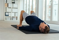 Strengthen Your Core & Pelvic Floor at Home