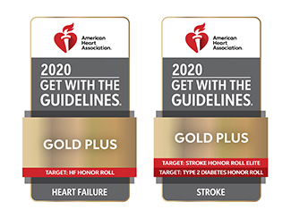 Sarasota Memorial Recognized for Excellence in Heart Failure & Stroke Care