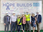Hope Builds: SMH Celebrates Oncology Tower Construction Milestone