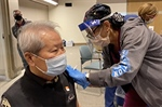 Nearly 3,000 Vaccinated Against COVID-19 During Community Event