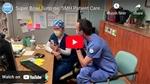 NFL Super Bowl Surprise for SMH Patient Care Team