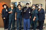 SMH Urologist Honored for Robotic Surgery Milestone