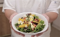 Spring Mix Salad   Healthy Cooking with Thrive