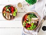 Chicken and Quinoa Buddha Bowl