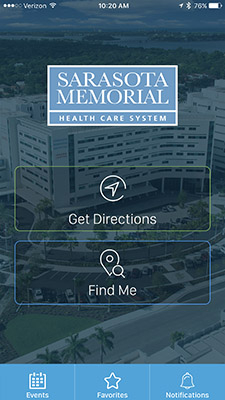 SMH Deploys New Wayfinding App and Geomagnetic Indoor Positioning System
