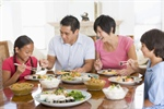 The Family That Eats Together, Benefits