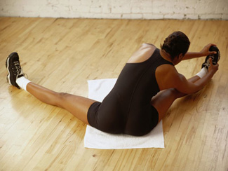 Stretching Eases Pain of Vessel Disease in Legs