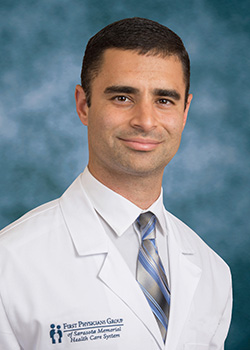 New Family Medicine Physician Joins SMH's First Physicians Group