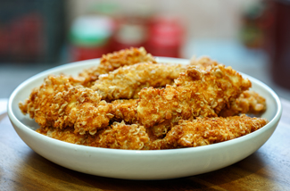 Crispy Oven-fried Chicken
