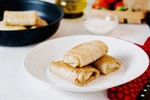 Vegetable Breakfast Crepes