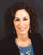 Maria DeCarlo, vice president of Rehabilitation Services