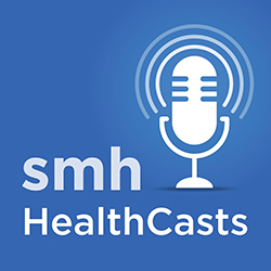 SMH HealthCasts Podcast logo