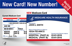 New Health Insurance Card