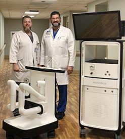 Monarch robotic bronchoscopy