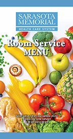 SMH Sarasota Room Service